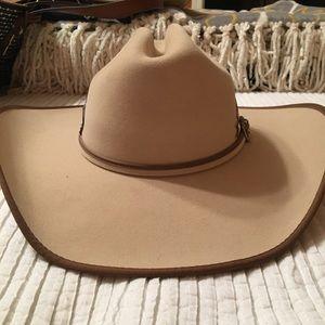 1f4eea8fc256d Serratelli Accessories - old Stock c1990s Cinch White Label Cowboy Hat